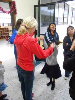 12 de Octubre - Experiencing School in Ecuador!