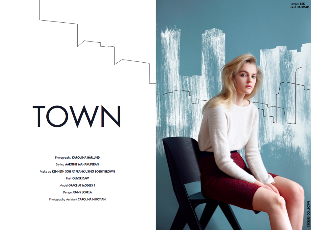 TOWN - STORIES COLLECTIVE
