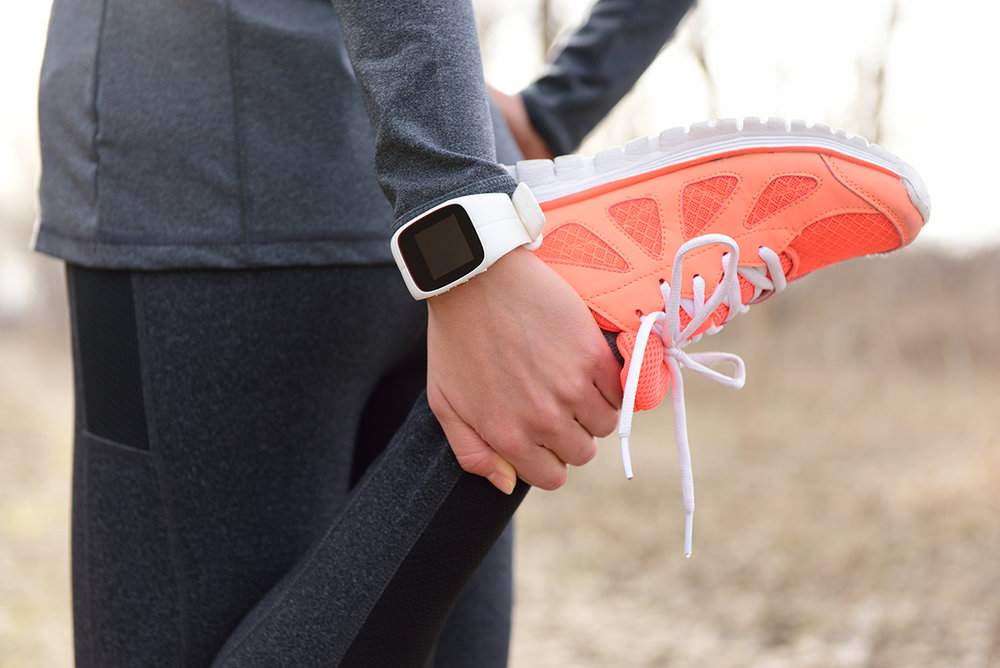 Link your fitness tracker to your account to earn points!