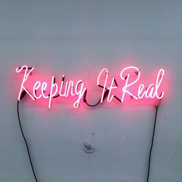 #keepitreal #Finallyfriday