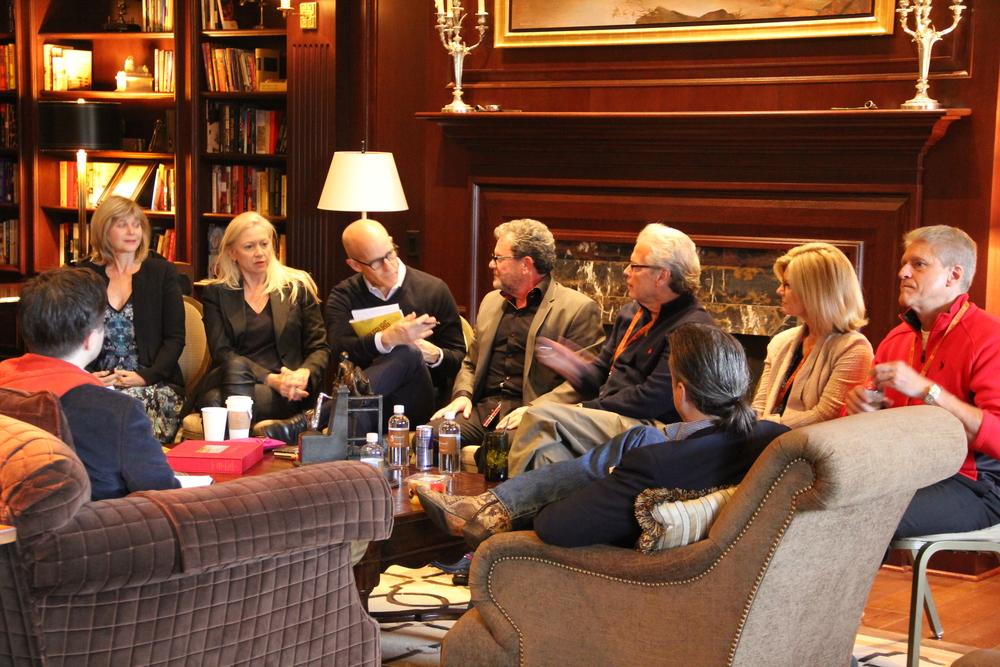 Panel on Film Distribution & Financing