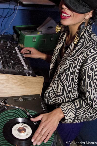 DJ Natasha Diggs