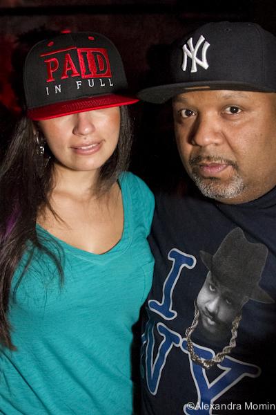 DJ Jenny Blaze & Breakbeat Lou