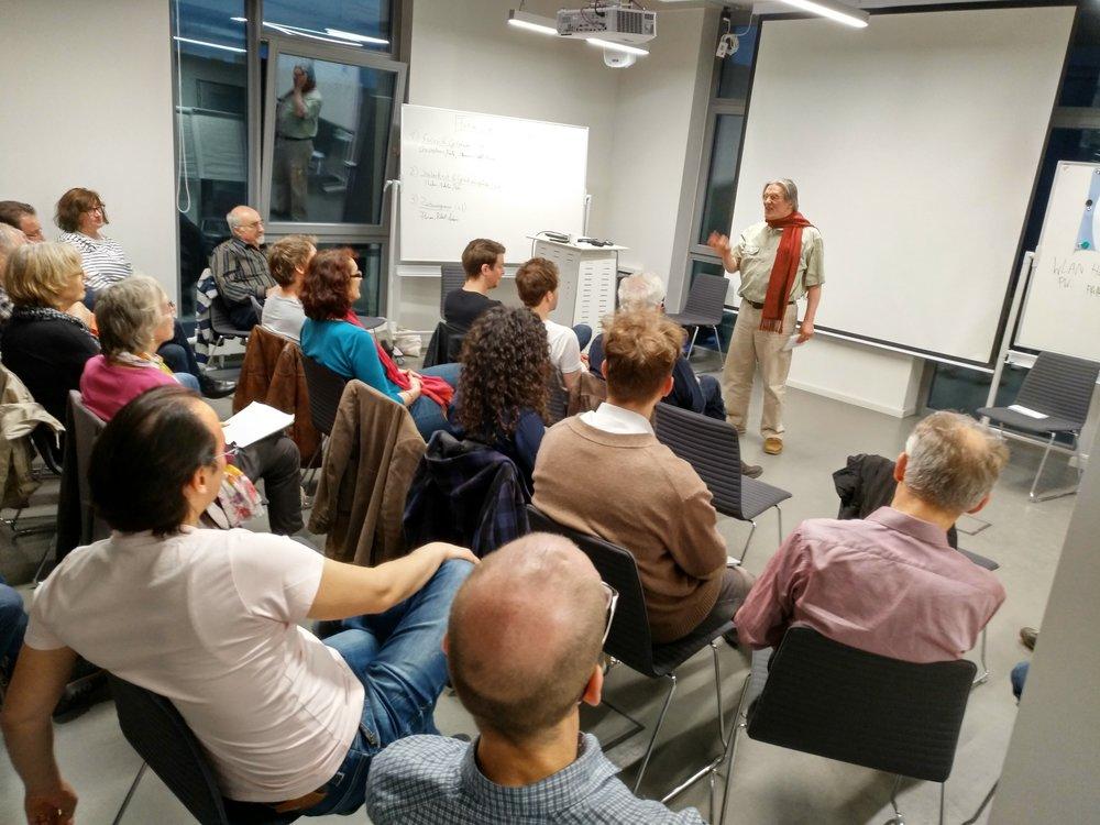 Ralph Boes zu Reformen der Demokratie