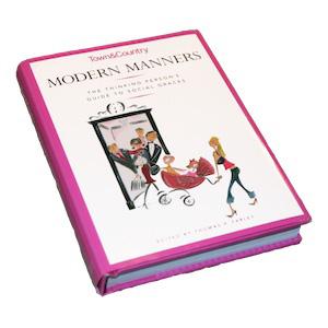 Modern Manners Etiquette Book