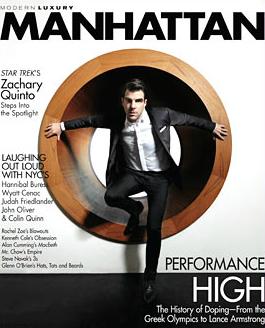 Etiquette Expert Article in Manhattan Magazine