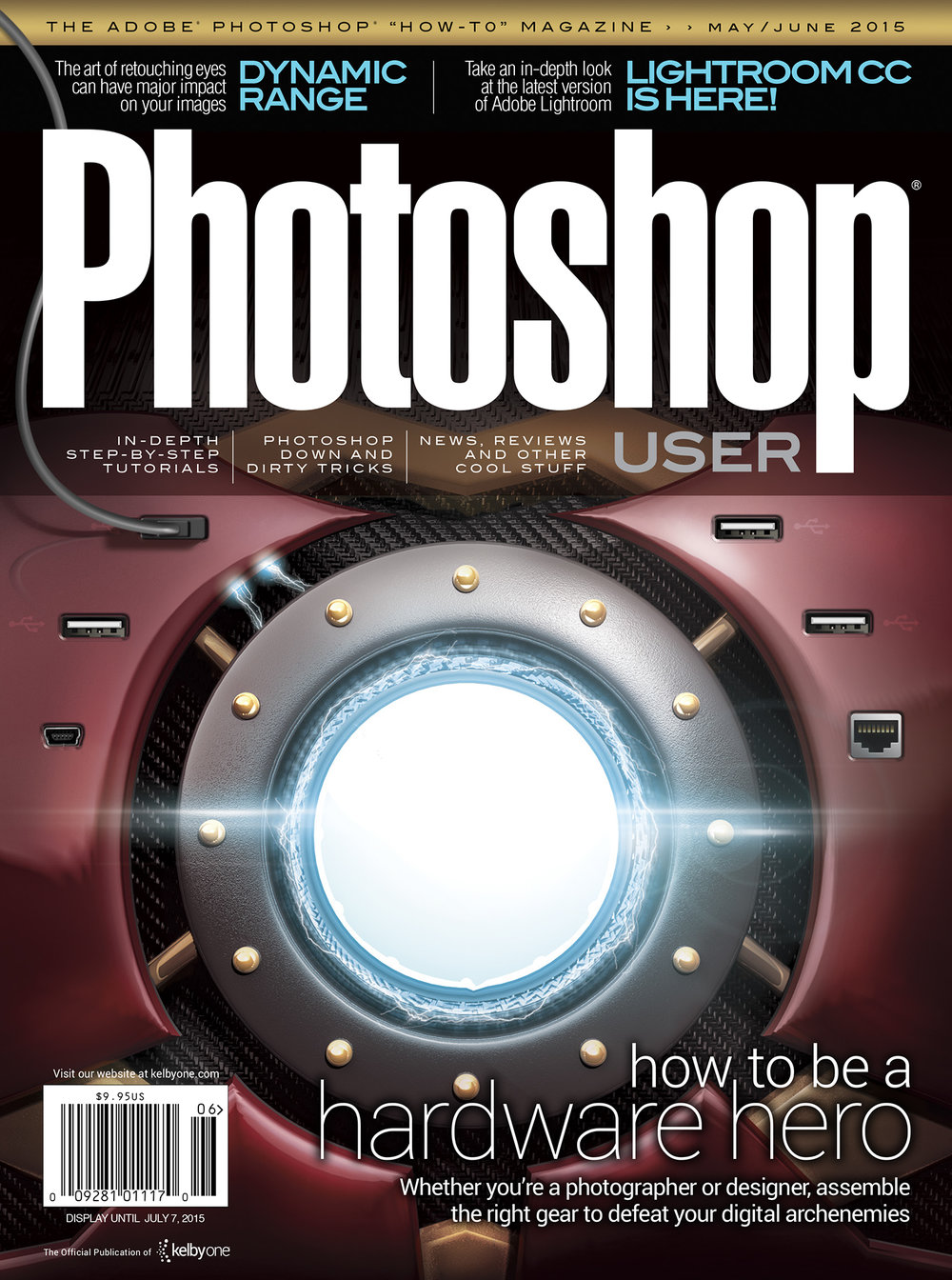 Photoshop User Magazine  2015