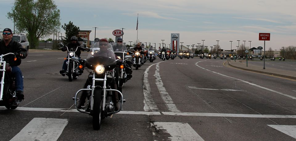 Sgt. David Baldwin Memorial Honor Ride 2014