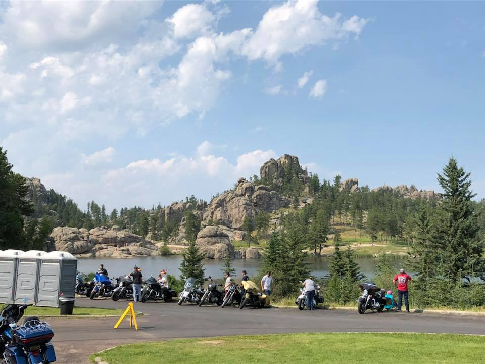 August 2, 2018 Sturgis Motorcycle Rally