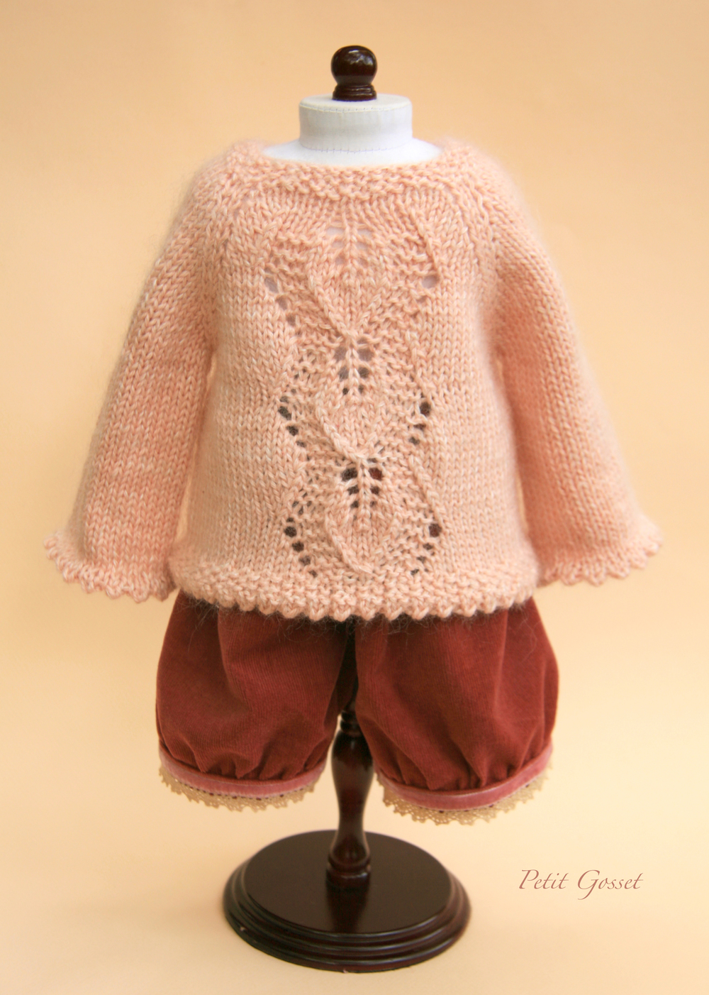 This silky soft and cozy sweater is made with a combination of beautiful  hand-painted Artyarns  Kid Mohair/Silk Yarn and  incredibly luxurious royal alpaca yarn.