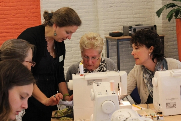 European Waldorf Doll Seminar 2016 in Holland