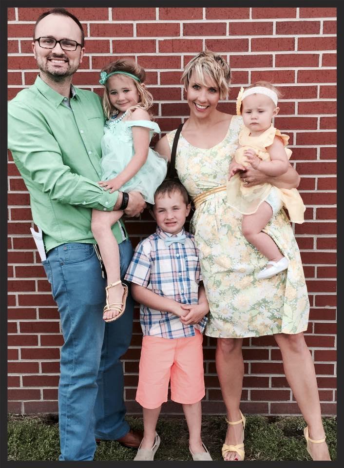 Dr. Neu & family