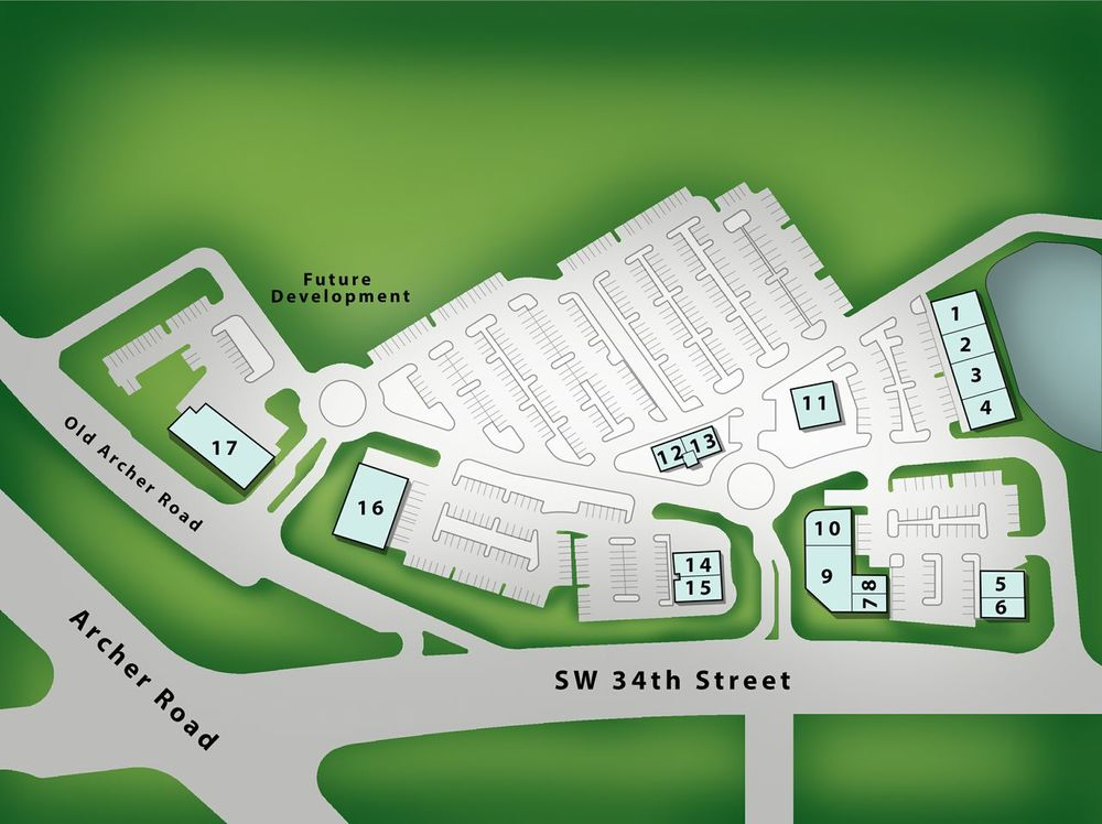 University Towne Center - Site Plan by Michael Gilfilen