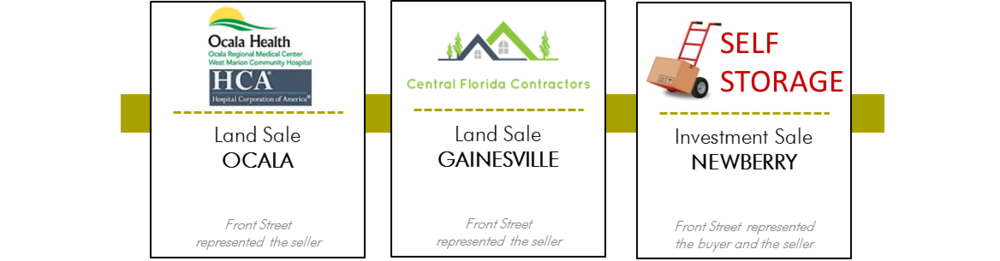 2016 Land and Investment Sales