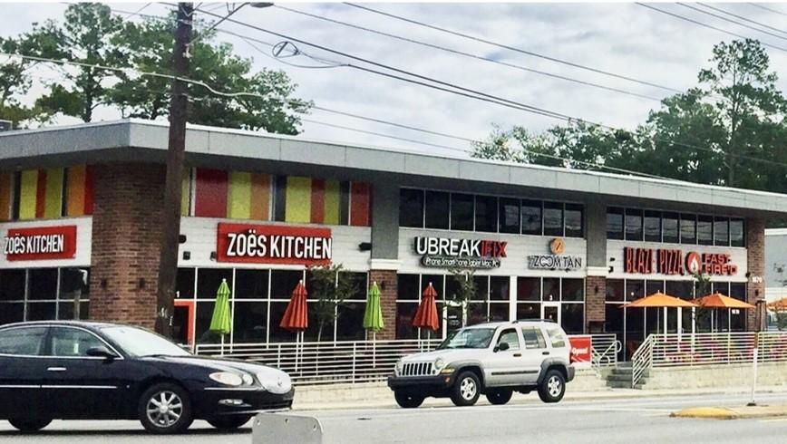 Tennessee Street Retail