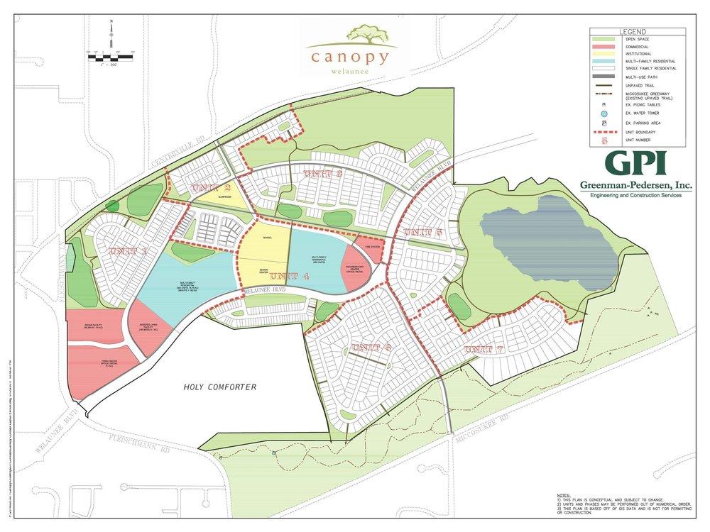 Welaunee Development Tallahassee