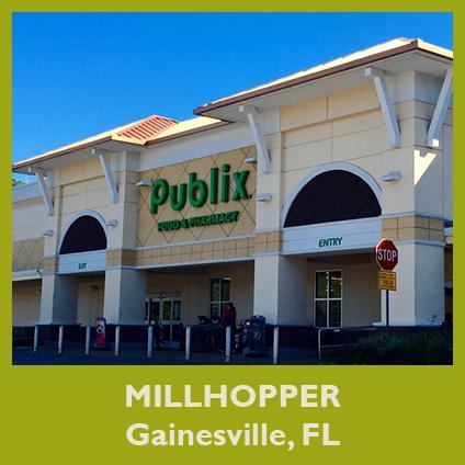 Millhopper Publix Gainesville FL