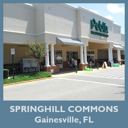 Springhill Commons Gainesville FL