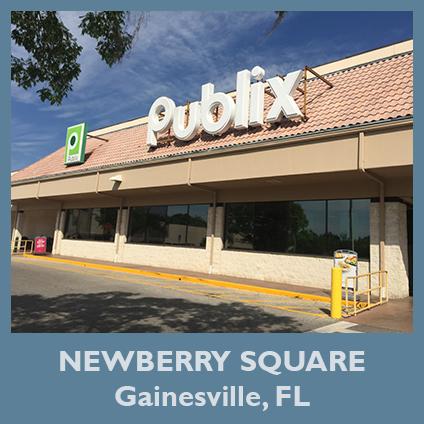 Newberry Square Gainesville FL