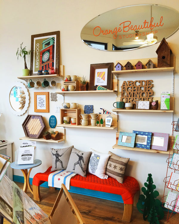 OrangeBeautiful Studio + Shop