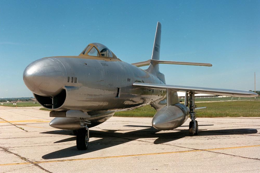 XF-91 THUNDERCEPTOR