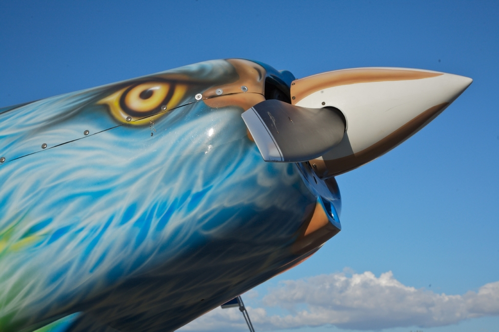 Hood seaplane