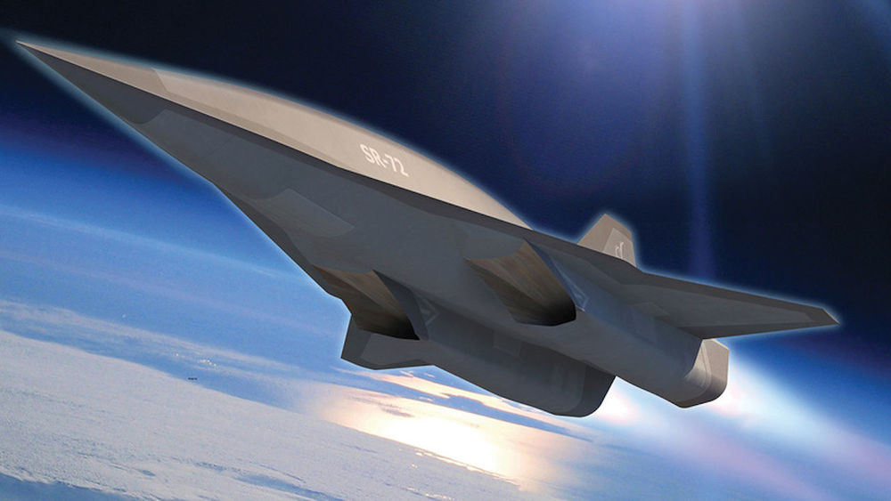 Lockheed-Martin's SR-72