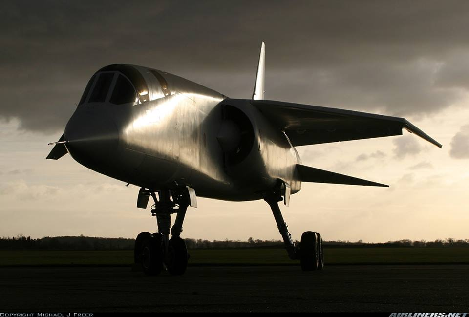 TSR2: plane downed by politicians