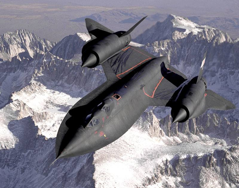 What's amazing about the Blackbird isn't that it was designed 50 years ago—there was no shortage of cool aircraft designs. It's that the Blackbird was flying 49 years ago.