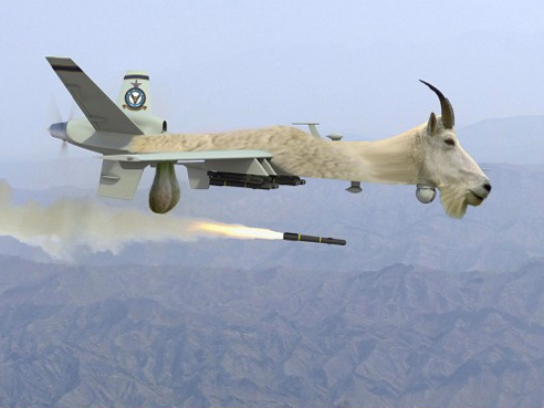 The Taliban Drone: Real or Photoshopped?