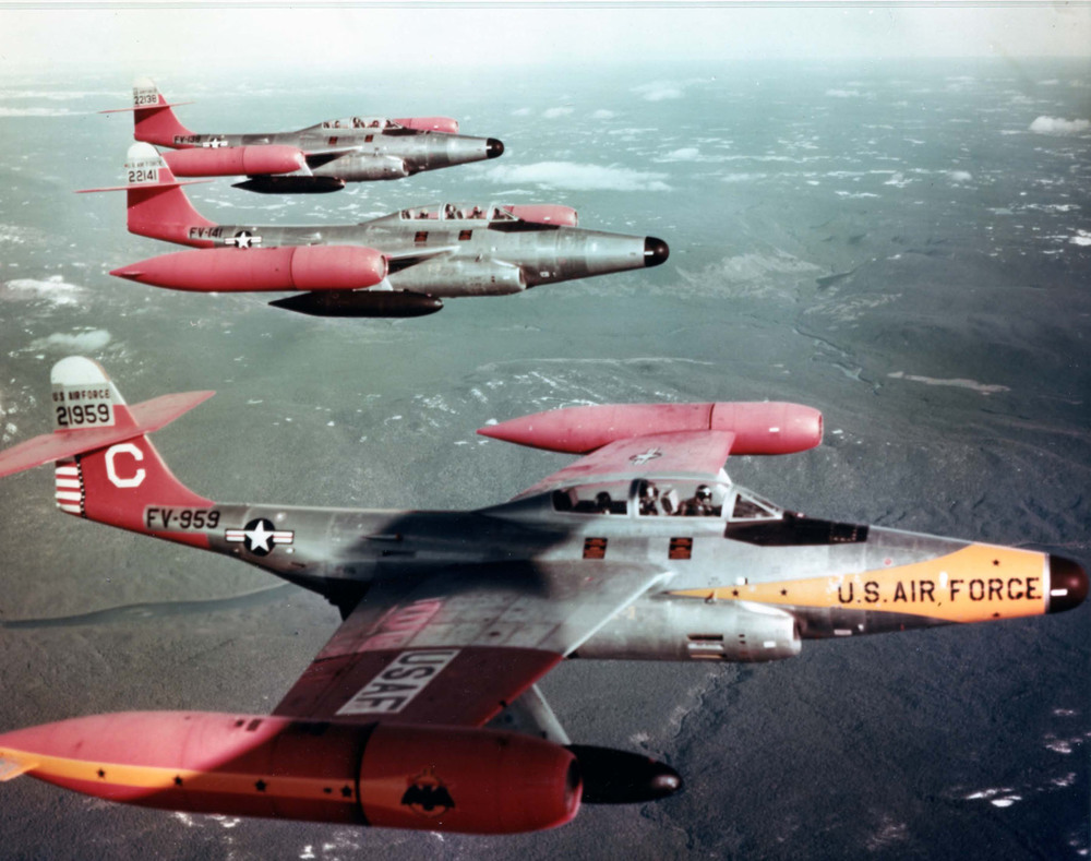 F-89 Scorpions: Were they named after the deadly insects or vice versa?
