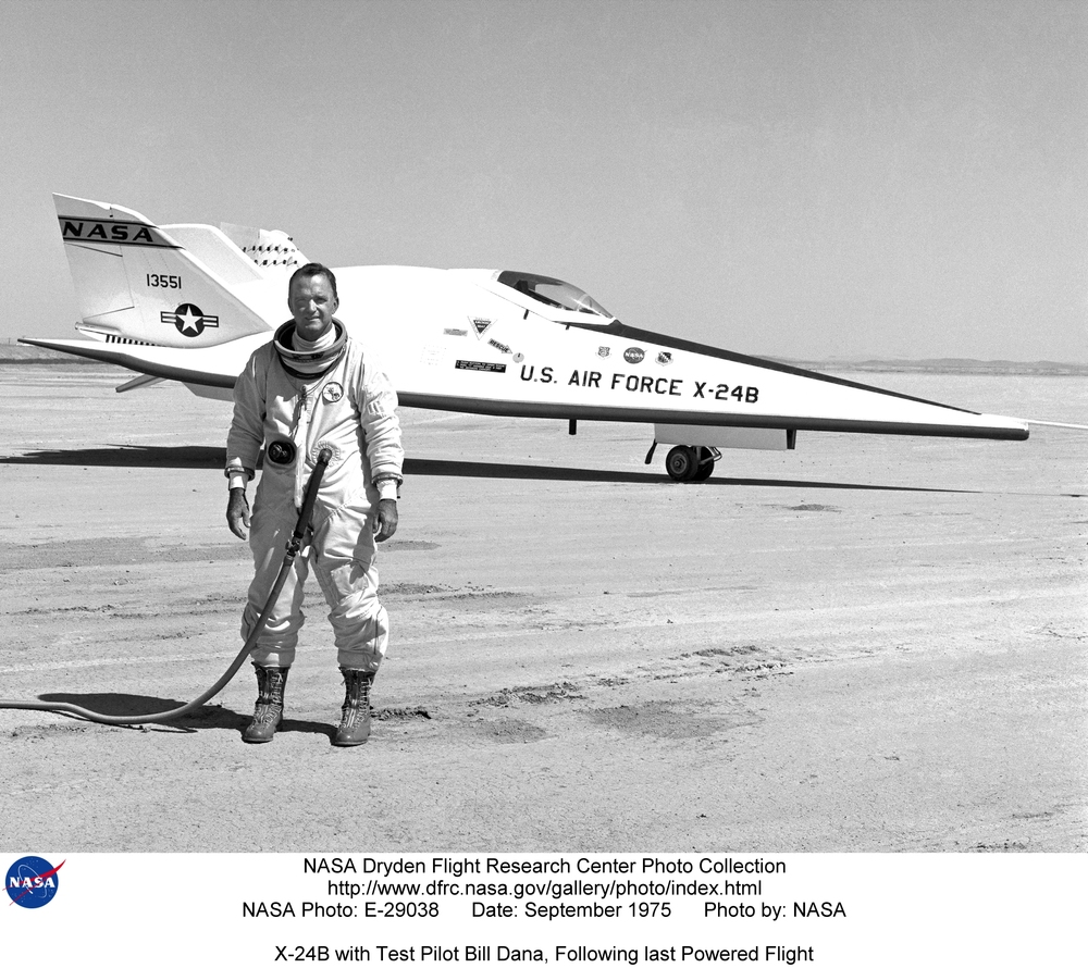 Lifting Body Experiments Somehow Stayed Off The Public Radar Until The M2 F2 Footage Appeared In Thele Sequence Of The Six Million Dollar Man Tv Show In