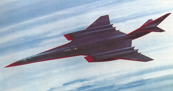 The Coolest Plane That Never Was Keith Thomson
