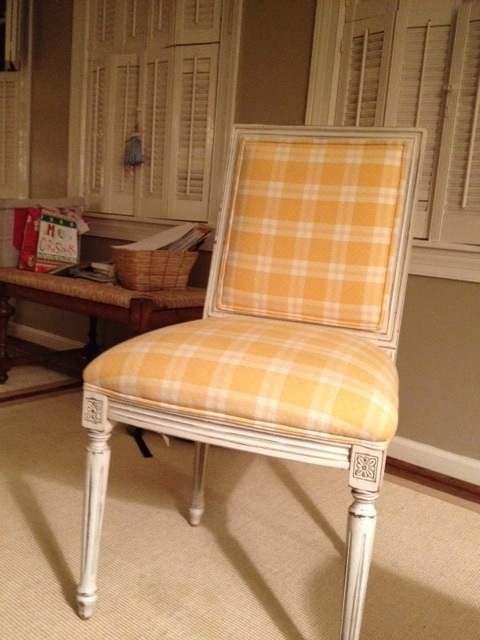 Chair in a house in Alabama chosen semi-randomly.