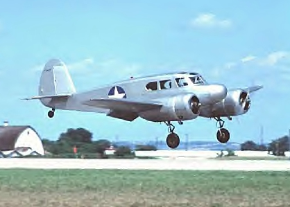 Cessna AT-8 Bobcat