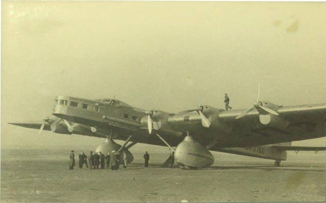 Tupolev ANT-20 Maksim Gorky