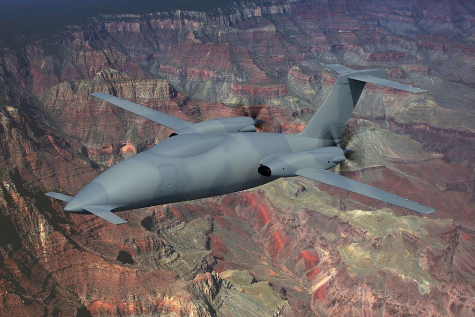 Hammerhead UAV