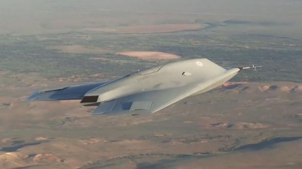 BAE Systems unmanned combat aerial vehicle