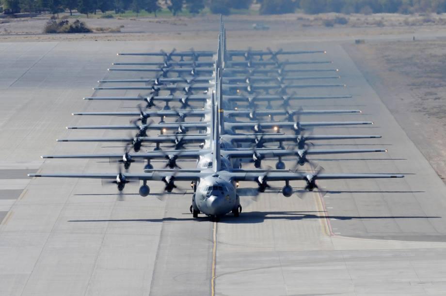 C-130s