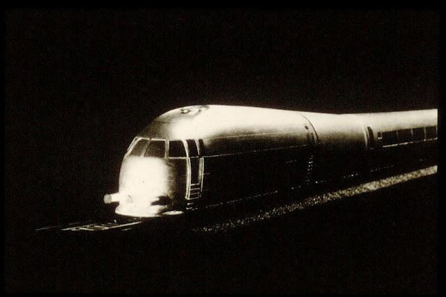 Locomotive Number 1