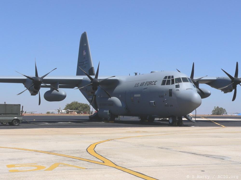 The C-130