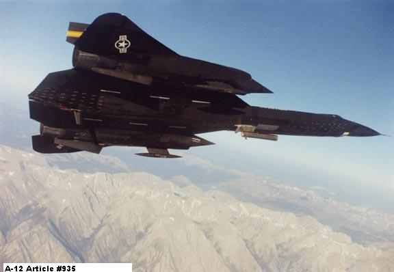 Another YF-12 shot. Click HERE to see tons more.