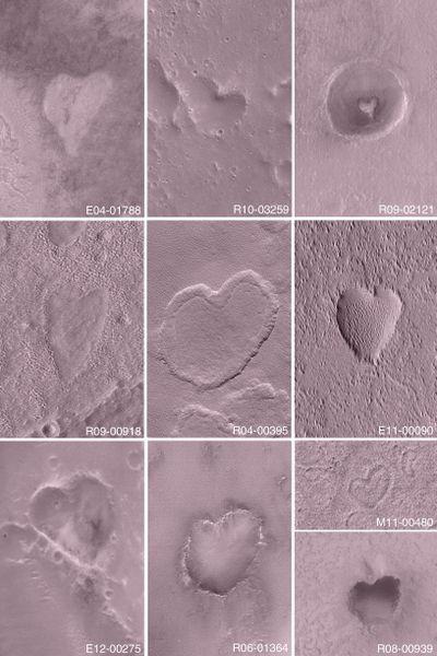 Martian emoticons