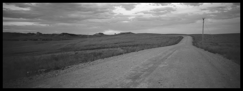 Road, South Dakota