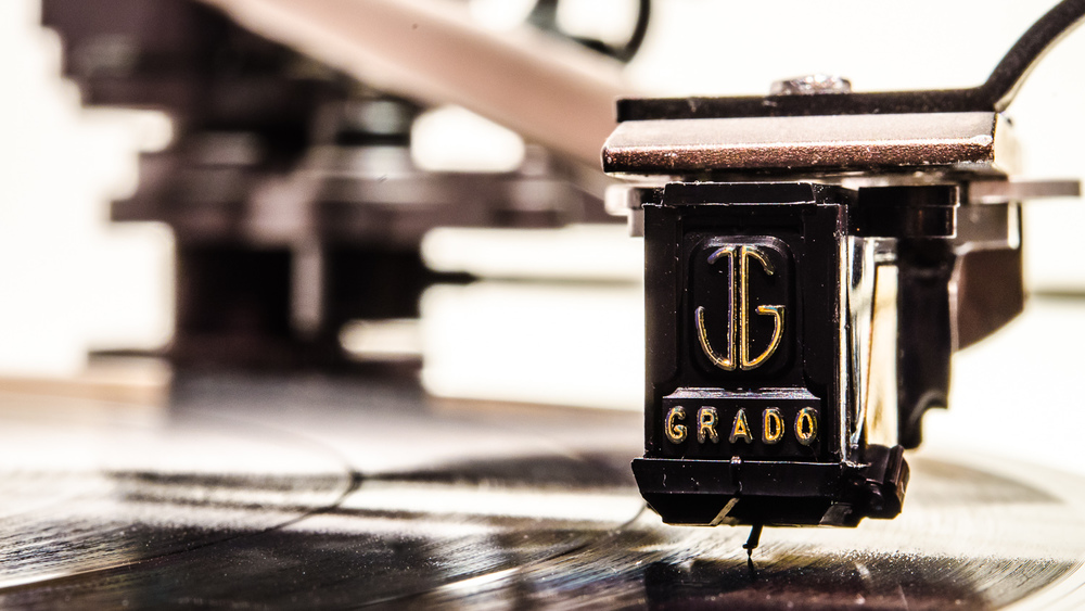Grado Cartridge Gold 2