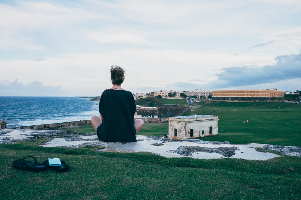 Tia Meyers Meditation San Juan