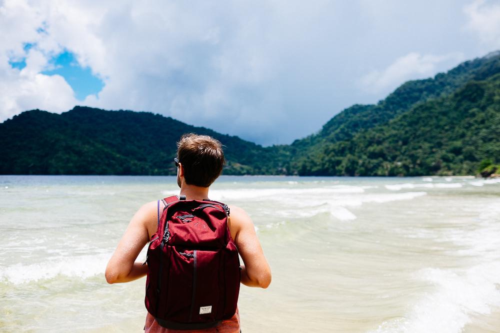 Travel's Start; Jonathan Grado