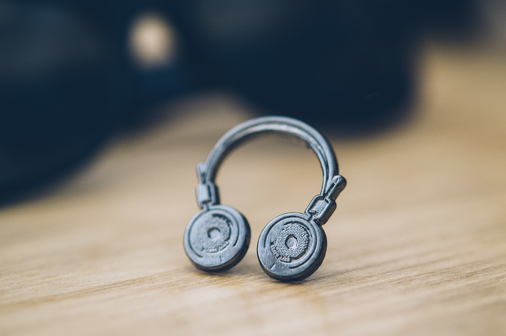 Grado Headphones Pin 2
