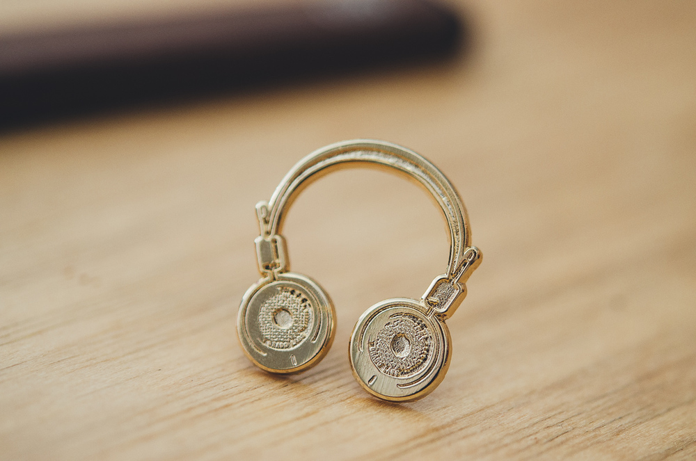 Grado Headphones Pin 7