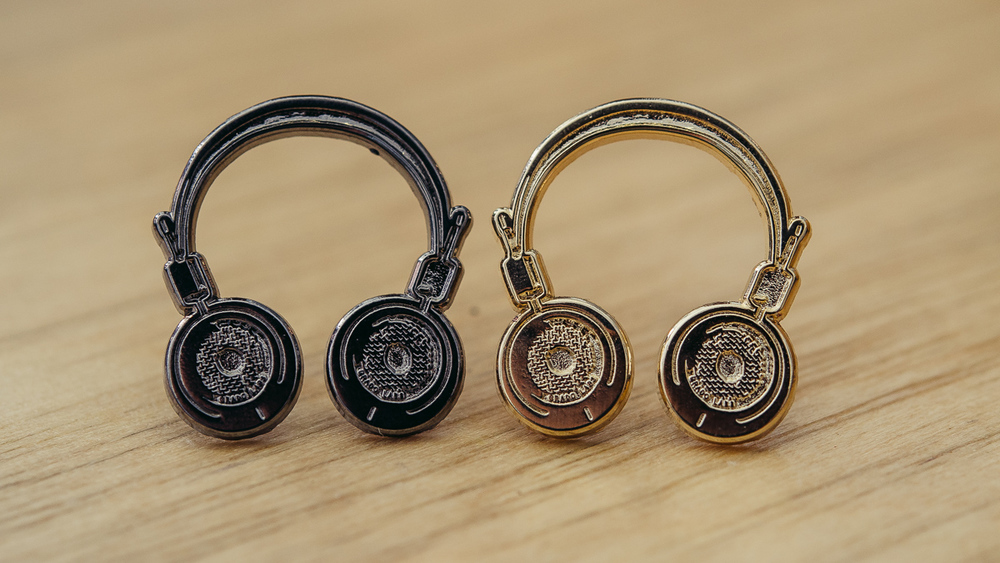 Grado Headphones Pin 11